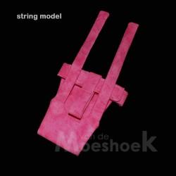 Studpants pink (string)