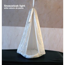 Snoezelzak light - velours...