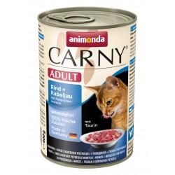 Animonda Carny Adult Rind +...